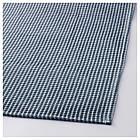 Полотенце кухонное IKEA TROLLPIL 50x70 см 2 шт синее белое 003.720.00, фото 3