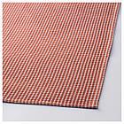 Полотенце кухонное IKEA TROLLPIL 50x70 см 2 шт белое красное 803.720.01, фото 3