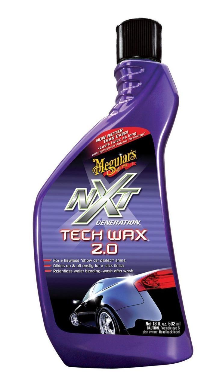 Meguiar`s NXT Generation Tech Wax 2.0 Твердый воск  532мл