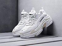 Кроссовки Balenciaga Triple S White, фото 1