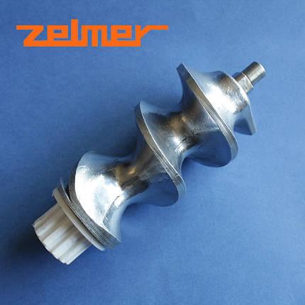 Шнек для мясорубки Zelmer NR8 86.3130 для одностороннего ножа., фото 2