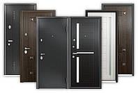 Входные и противопожарные металлические двери