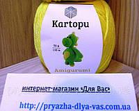Летняя пряжа (49%-хлопок, 51%- акрил; 50г/ 130м) Kartopu Amigurumi K330