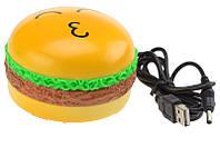 Массажер с USB Гамбургер