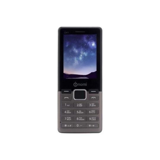 Мобильный телефон Nomi i241+ Metal Dark Grey