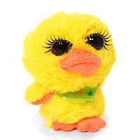Мягкая игрушка Малышка Глазастик - милашка Цыпленок, 12 см,10107