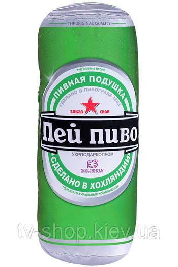 """Подушка """"Банка пива"""""""