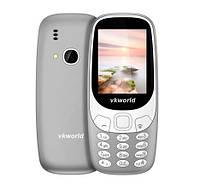 Мобильный телефон VKWorld Z3310 Grey