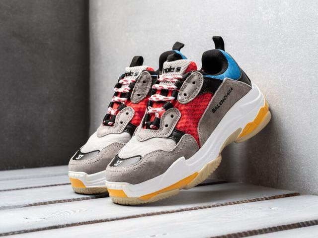 Balenciaga Triple S Transparent Sneakers 2 Colors Xaxaoz