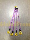 Строп текстильный 4СТ, строп текстильный 4СТ, четырехветвенный текстильный строп, стропы текстильные, фото 3