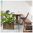Искусственное растение в горшке IKEA FEJKA 19 см Monstera 403.952.88, фото 5