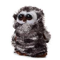 Мягкая игрушка Малышка Глазастик - милашка Сова, 12 см,10095