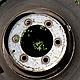 Диски бу 195 r14c Volkswagen LT II , MERCEDES T1 T2. Производство Volkswagen - оригинал, фото 2