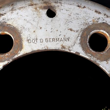 Диски бу 195 r14c Volkswagen LT II / MERCEDES T1 T2. Производство Volkswagen - оригинал