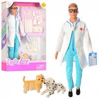 Кукла Кен ветеринар TM Defa