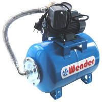 Насосна станції для води, дачі, придбати | Насос вихровий QB 80 (0,6 кВт) Hmax-60м, Qmax - 3м3
