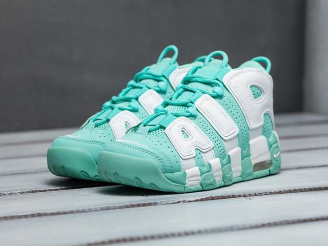 Nike Air More Uptempo Mint