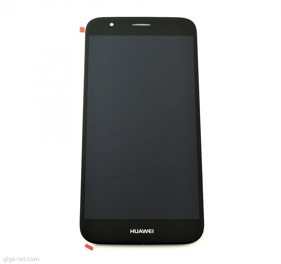 Дисплей для Huawei G8 (RIO-L01)/GX8 с тачскрином черный Оригинал