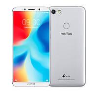 Смартфон Neffos С9a (TP706A64UA) 2/16GB Silver