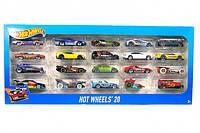 Набор машинок игрушечных Hot Wheels 1605-1