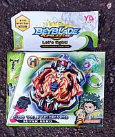 Бейблейд B-115 Beyblade Archer Hercules YD toys бей c пускателем 3й сезон Хит !!!