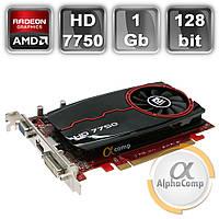 Видеокарта PCI-E ATI PowerColor HD7750 (1Gb/GDDR3/128bit/DVI/HDMI/VGA) б/у