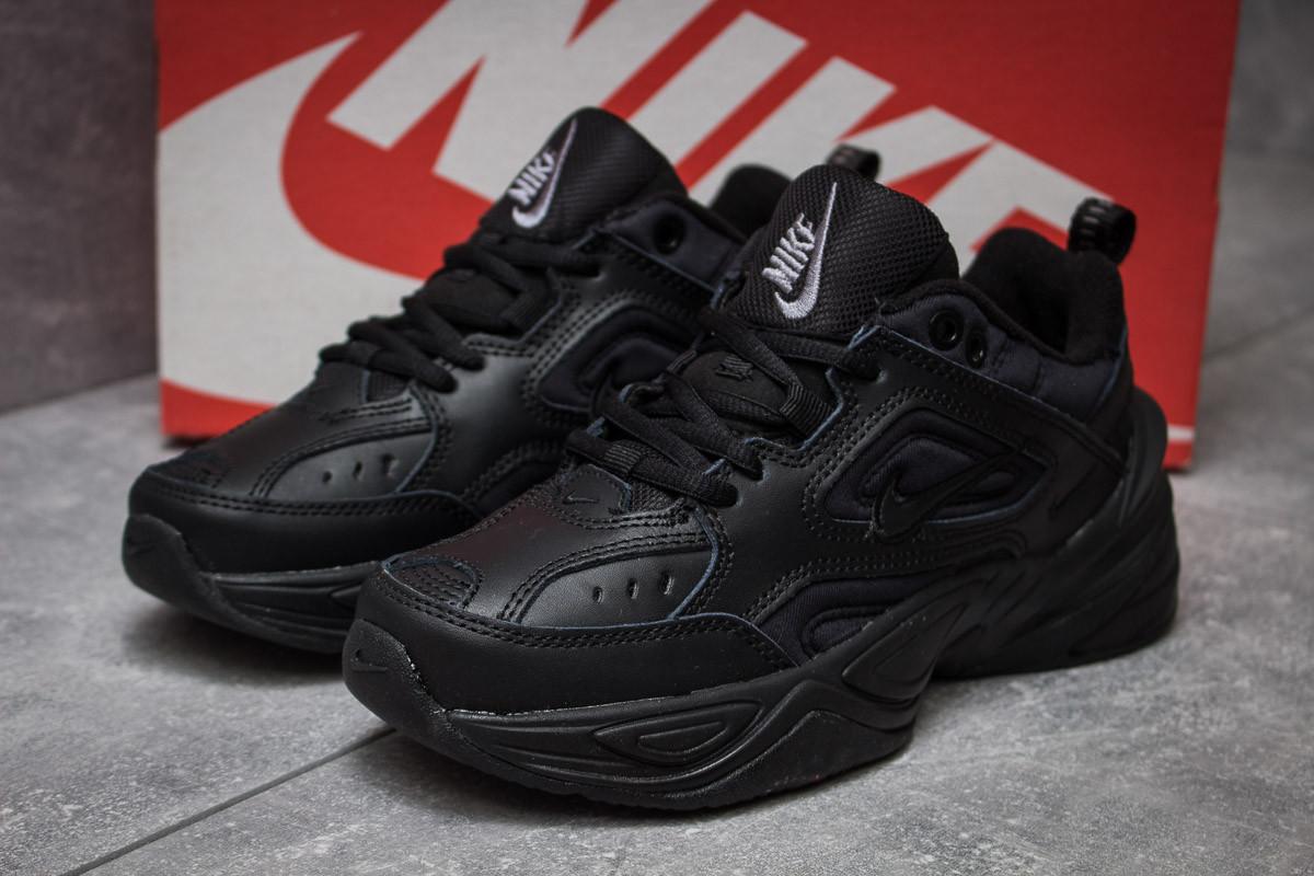 bee300e593323 Женские кроссовки Nike M2K Tekno черные - Интернет-магазин обуви и одежды