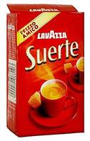 Молотый кофе Lavazza suerte, 250 г