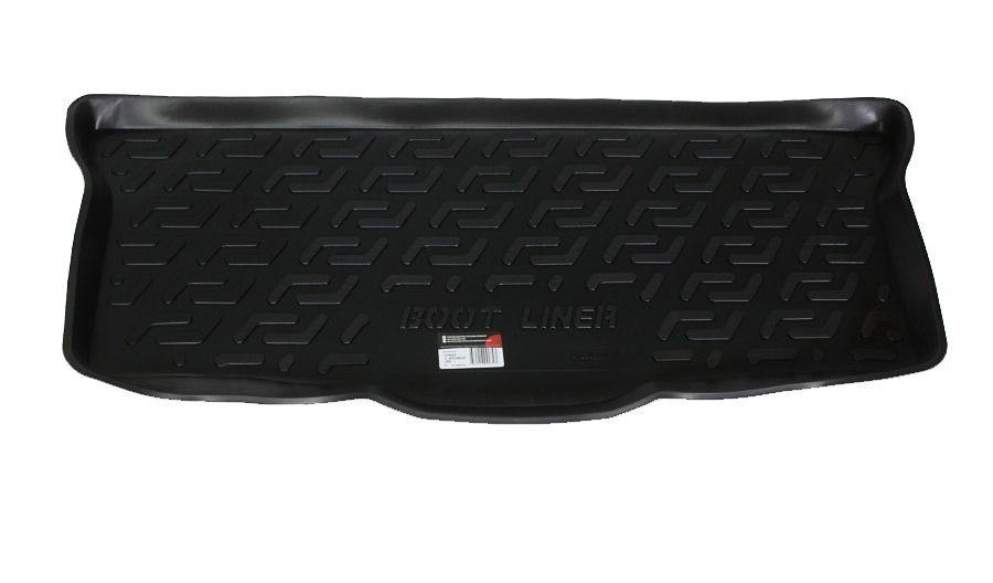 Коврик в багажник для Citroen C1 HB (05-) полиуретановый 122060101