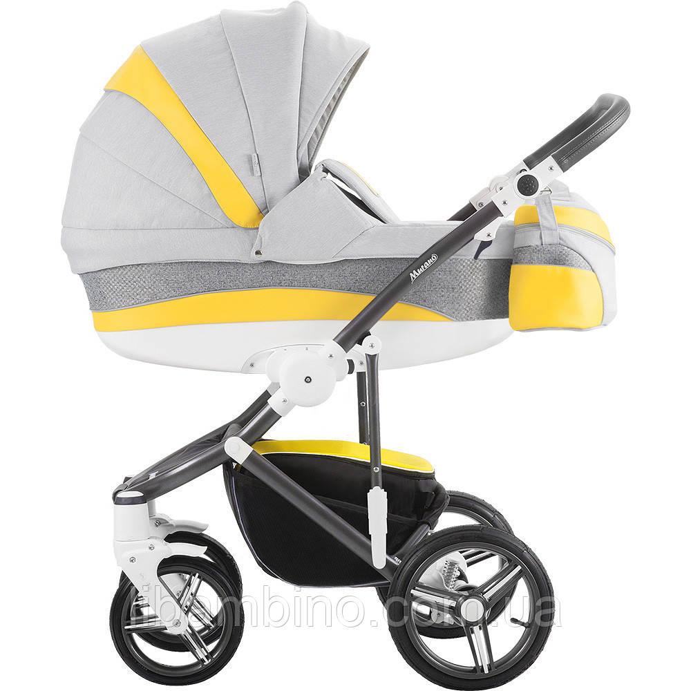 Дитяча універсальна коляска 2 в 1 Bebetto Murano 01M
