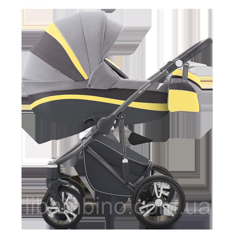 Дитяча універсальна коляска 2 в 1 Bebetto Murano C03