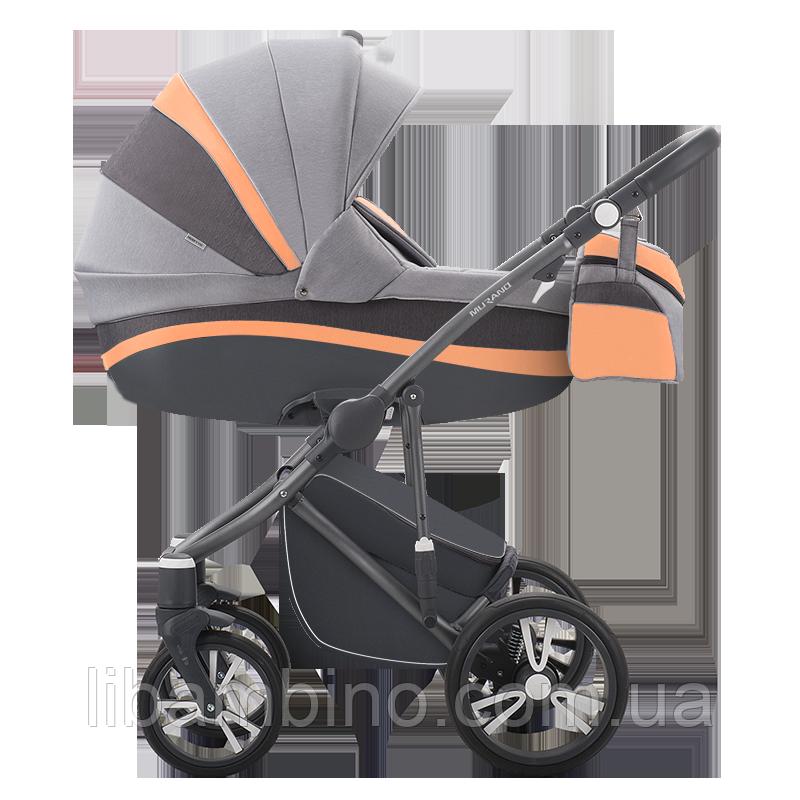 Дитяча універсальна коляска 2 в 1 Bebetto Murano C04