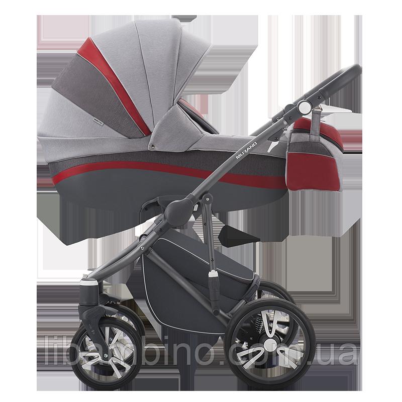 Дитяча універсальна коляска 2 в 1 Bebetto Murano C05