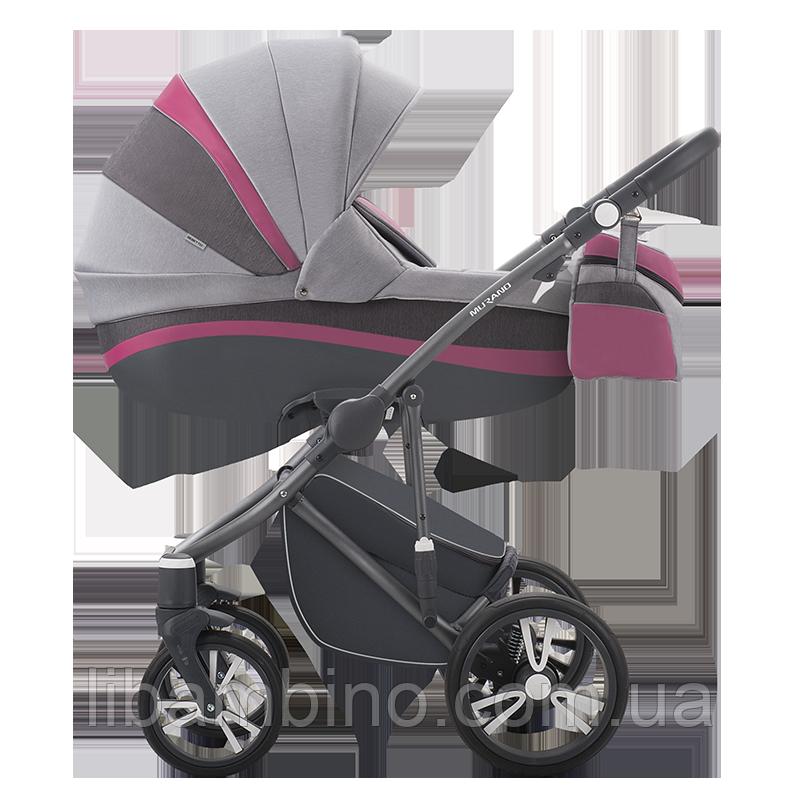 Дитяча універсальна коляска 2 в 1 Bebetto Murano C06