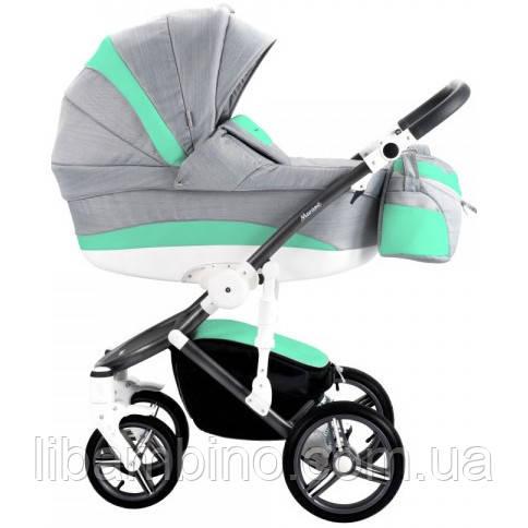 Дитяча універсальна коляска 2 в 1 Bebetto Murano 09M