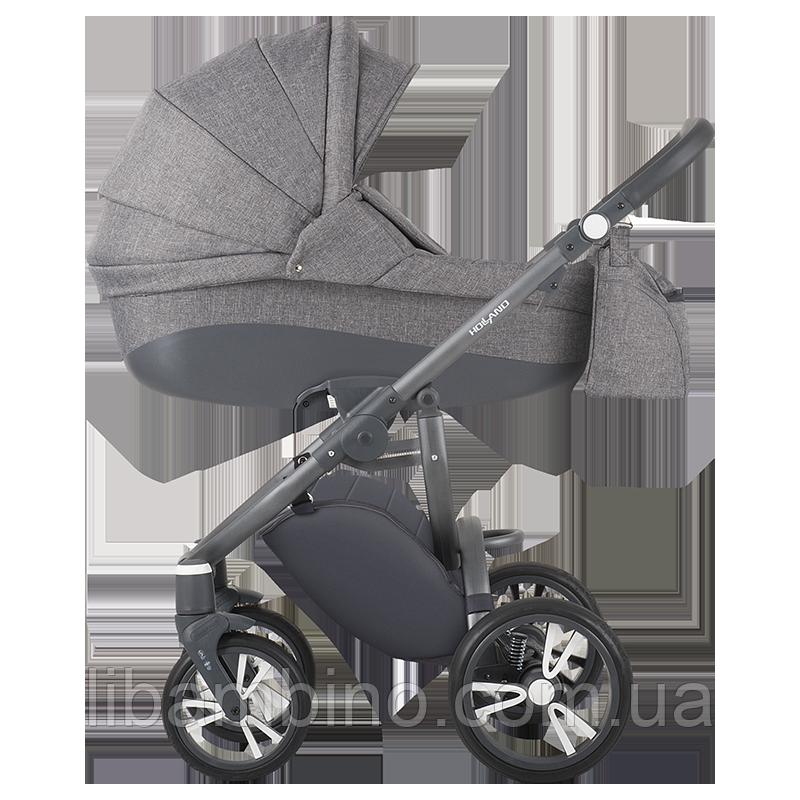 Дитяча універсальна коляска 2 в 1 Bebetto Holland LJ 195