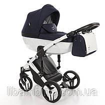 Дитяча універсальна коляска 2 в 1 Junama Diamond 01