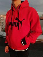 """Толстовка мужская с капюшоном """"Puma"""" , фото 1"""