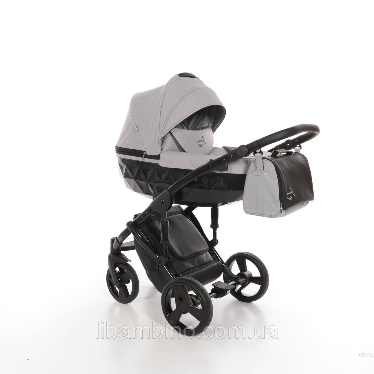 Дитяча універсальна коляска 2 в 1 Junama Diamond 07