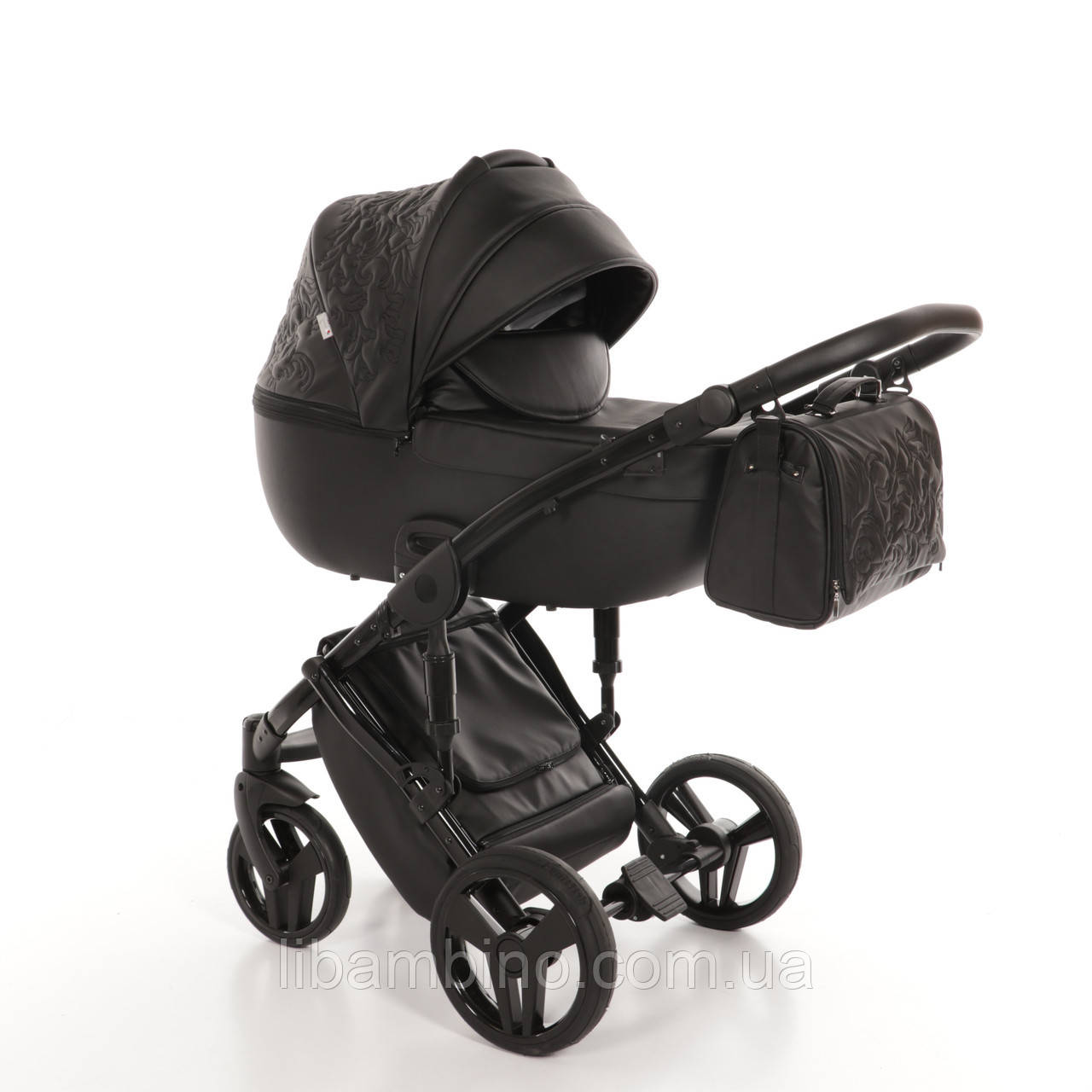 Дитяча універсальна коляска 2 в 1 Junama Enzo 04