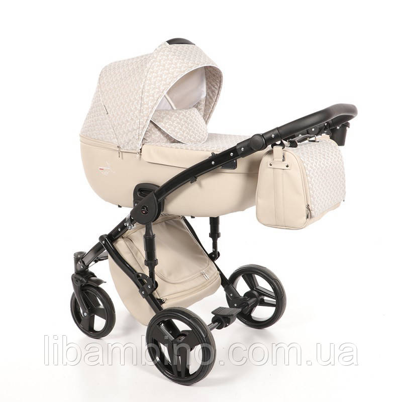 Дитяча універсальна коляска 2 в 1 Junama Modena 06