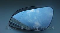 Вкладыш зеркальный левый электрический с подогревом 352191L1 Opel Vectra C 352 191 L1