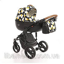 Дитяча універсальна коляска 2 в 1 Junama Fashion Pro PackMan