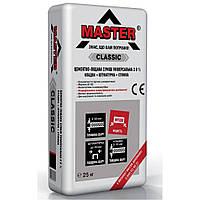 Цементно-песчаная смесь универсальная «MASTER-CLASSIC»