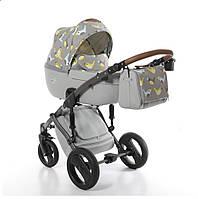 Дитяча універсальна коляска 2 в 1 Junama Fashion Pro SkyLark