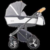 Дитяча універсальна коляска 2 в 1 Bebetto Bresso 01 Graphite
