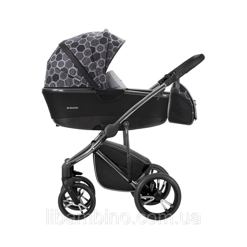 Дитяча універсальна коляска 2 в 1 Bebetto Bresso Premium 15