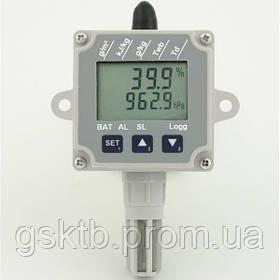 Greisinger EASYLog 80CL регистратор температуры, влажности, давления (Германия)