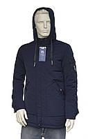 Качественная  удлиненная мужская куртка еврозима производитель Китай