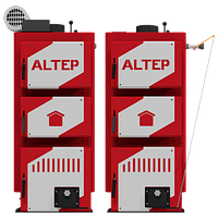 Котел твердотопливный Альтеп Classic Plus 24 кВт, фото 1